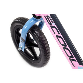 s'cool pedeX race Kinderen, pink/black